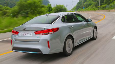 2016 Kia Optima PHEV