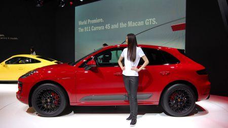 2015 Porsche Macan GTS