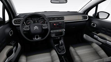2017 Citroen C3