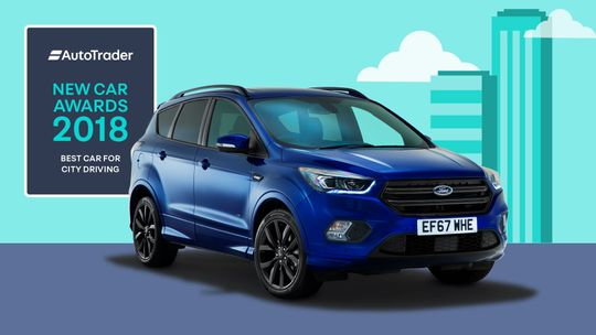 New Used Ford Kuga Cars For Sale Auto Trader
