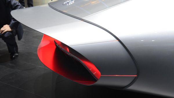 2015 Mercedes Concept IAA