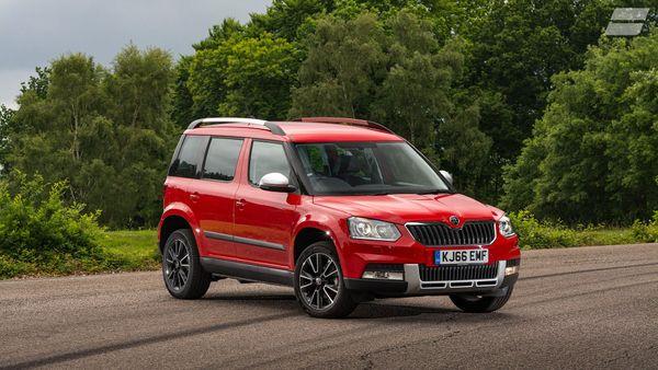 Best Value New Car Bought on Finance – Skoda Yeti