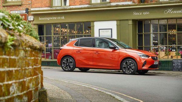 Vauxhall Corsa-e on PCP