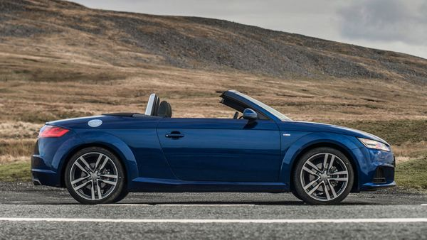 Best diesel cars - Audi TT Roadster