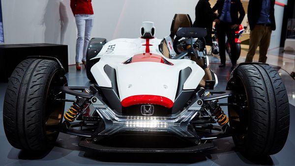 2015 Honda 2&4 Concept