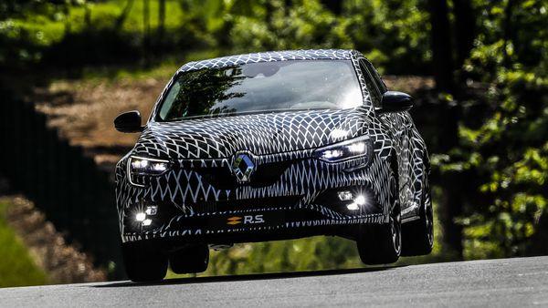 Megane Renault Sport 2018