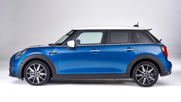 2021 Mini Hatch