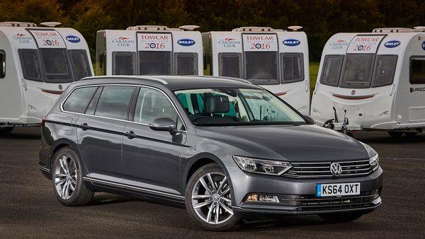 Best towcar - Volkswagen Passat