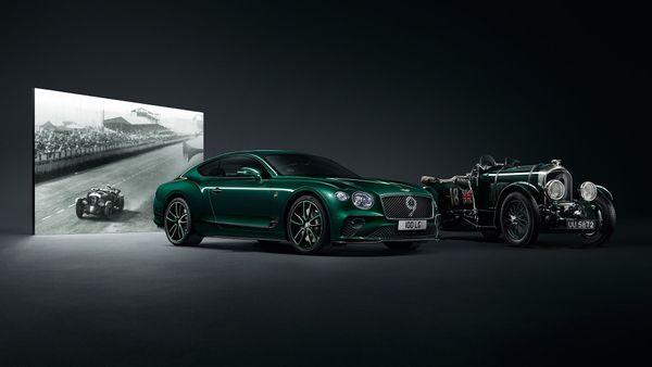 Bentley Limited edition Continental GT no.9