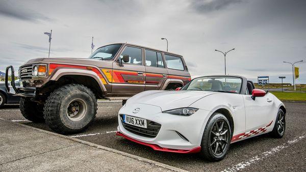 2016 Mazda MX-5 Icon Edition Iceland