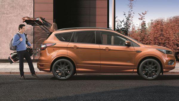 2016 Ford Kuga ST-Line