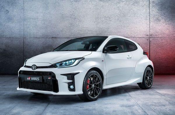 Toyota GR Yaris 2020