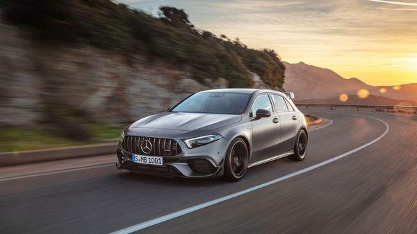 Mercedes-AMG A 45 S