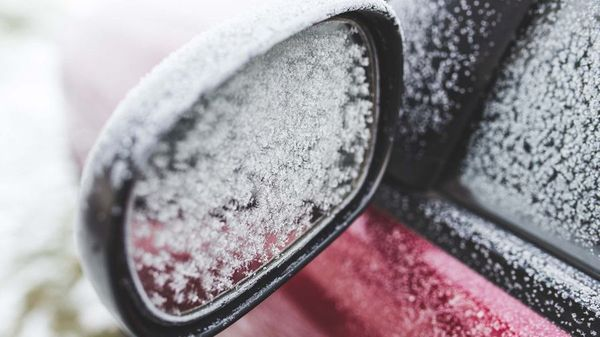 clean snow off your windows