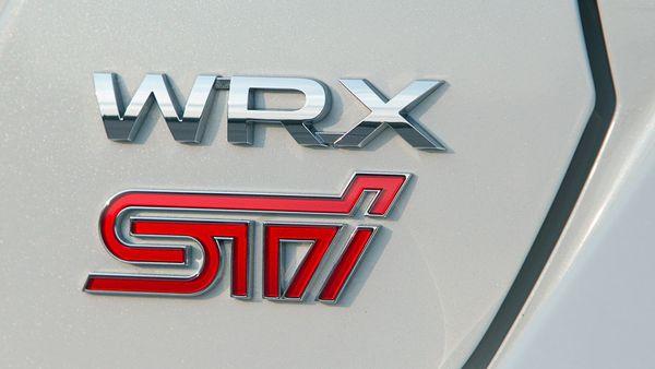 Subaru WRX STi road trip