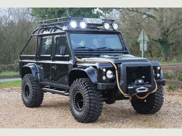 Land Rover Defender SVX Concept model