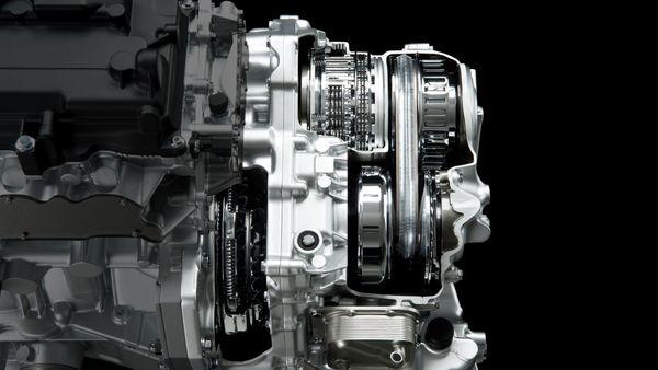 A Nissan CVT