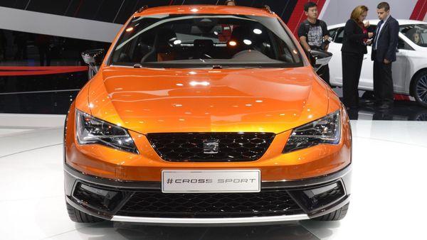 2015 Seat Cross Sport Concept
