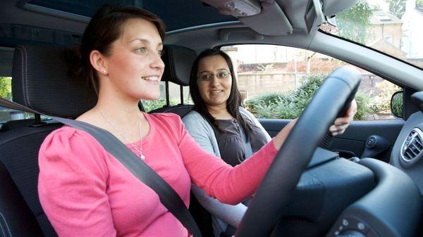 practice your steering control