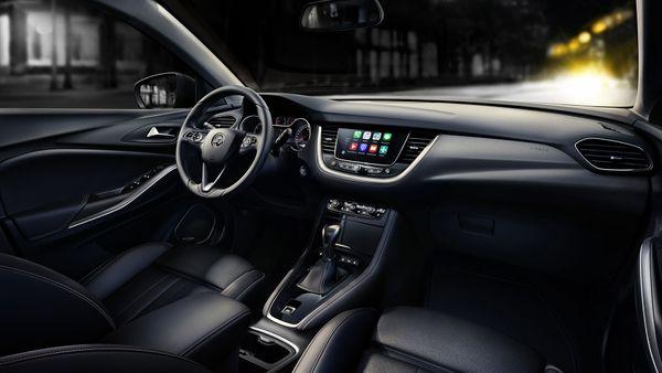 Vauxhall Grandland X 2018