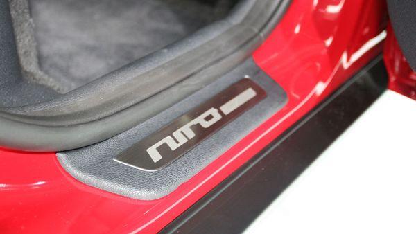 2017 Kia Niro Chicago Auto Show