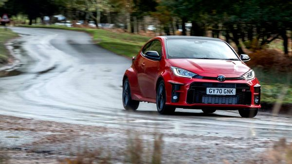 Best Fun Cars 2021 - Toyota GR Yaris