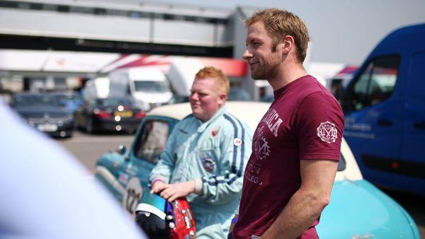 Jason Keanny Silverstone Classic