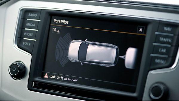 Best towcar - Volkswagen Trailer Assist