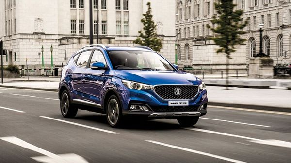 MG ZS - not electric