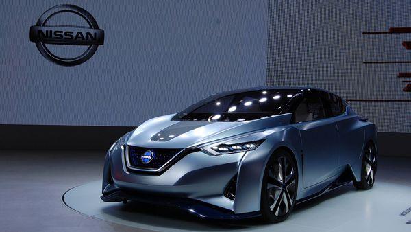 Nissan IDS Concept Tokyo Motor Show 2015
