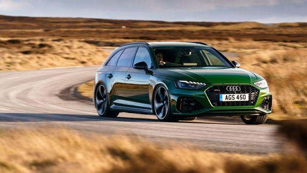 Best Fun Cars 2021 - Audi RS4