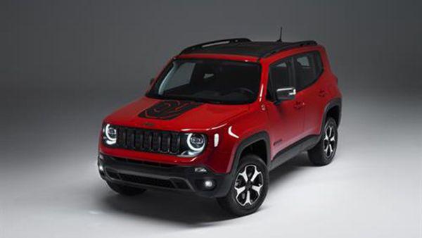 Jeep Renegade PHEV