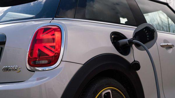 Mini Electric Hatch charging