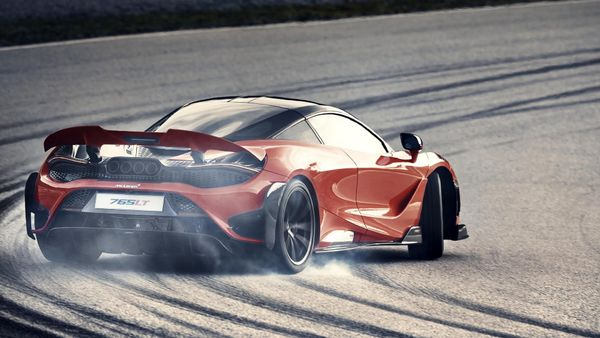 Best fun cars 2021 - McLaren 765LT