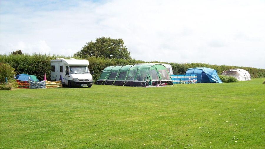 Best Great British campsites for caravanners: Edmore Park