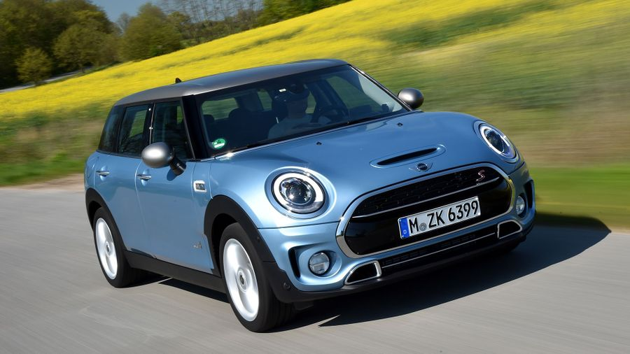 New Mini Clubman All4 First Drive Review Auto Trader Uk