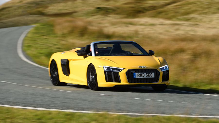 Audi R Spyder First Drive Review Auto Trader UK - Audi spyder