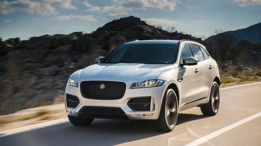 2016 Jaguar F Pace 2 0d R Sport First Drive Review Auto Trader Uk