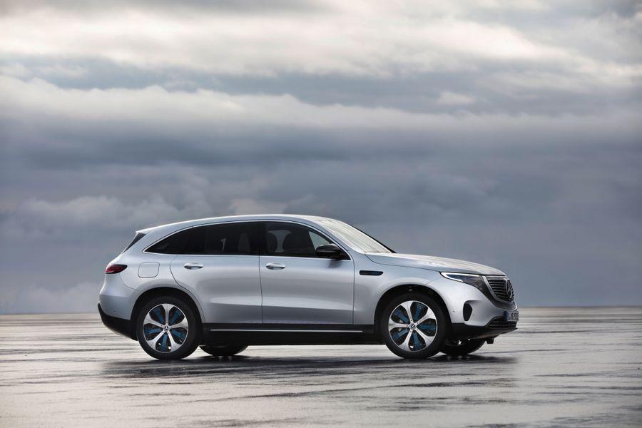 Mercedes-Benz EQ C 2019