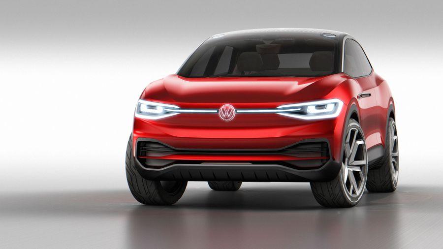 Volkswagen ID Crozz II