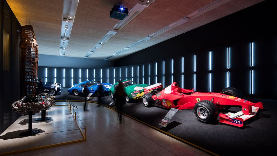 Ferrari: Under the Skin at the Design Museum