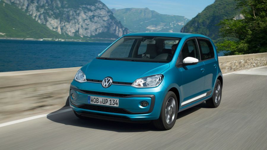 2016 volkswagen up 1 0 tsi first drive review auto trader uk. Black Bedroom Furniture Sets. Home Design Ideas