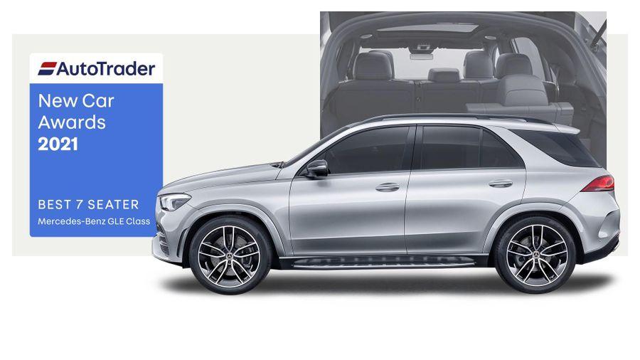 Best 7 Seater Award 2021 - Mercedes-Benz GLE