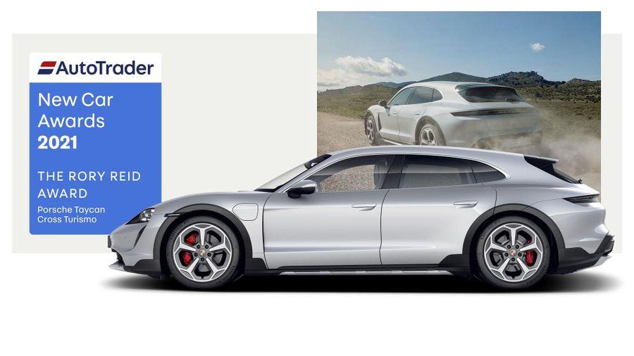 The Rory Reid Award 2021 – Porsche Taycan Cross Turismo
