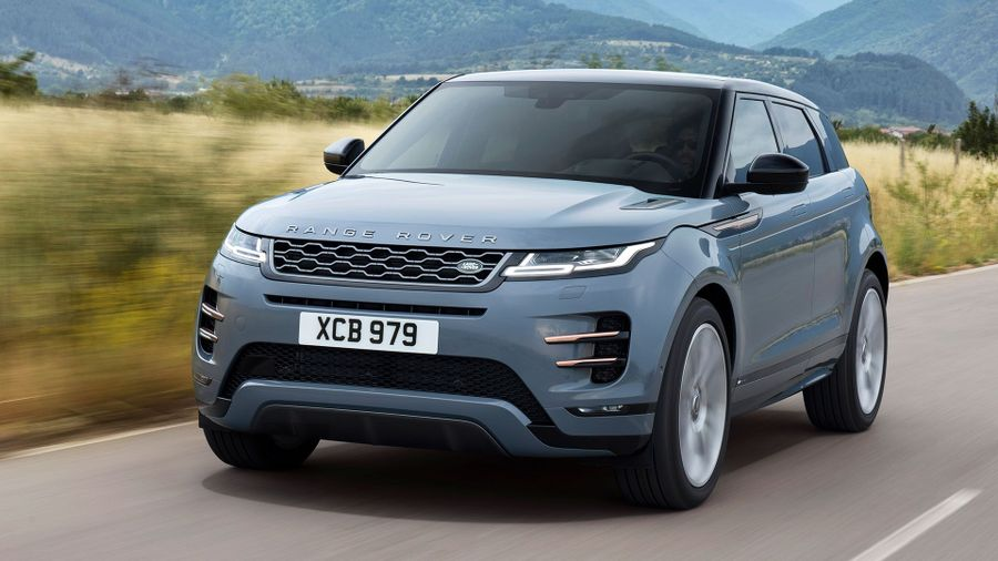 a425eba2a5 All-new Range Rover Evoque revealed