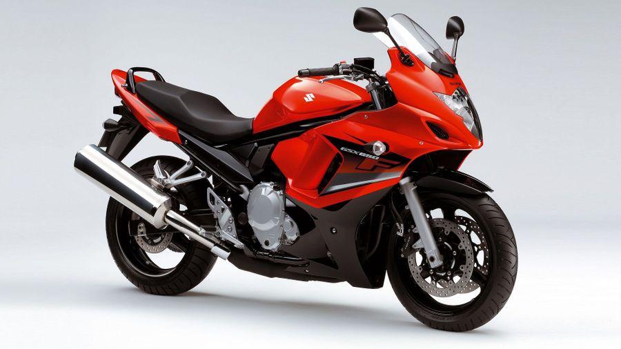 2009 Suzuki GSX650F