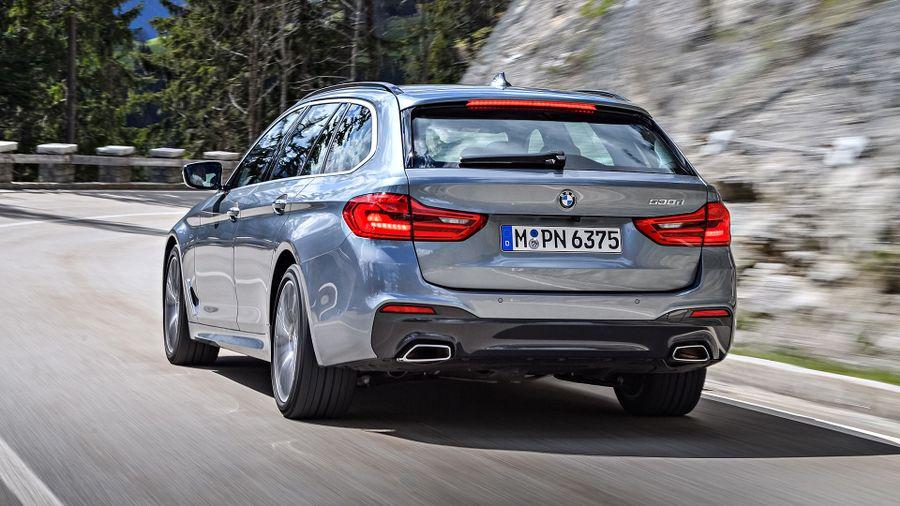 Best diesel cars - BMW 5 Series Touring