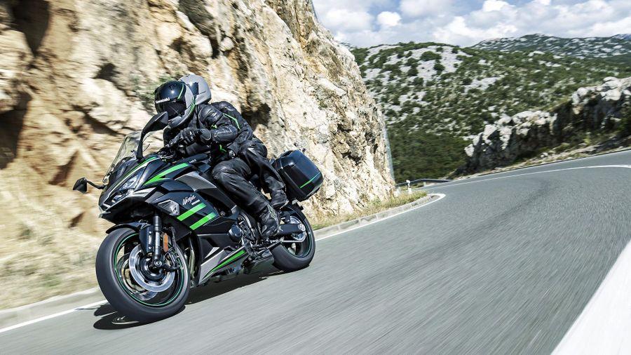 Kawasaki Ninja/Z1000SX – the best-selling sports-tourer, £11,145