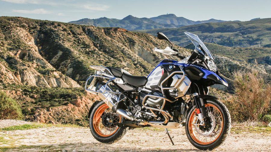 Top 5 new adventure bikes for 2019 BMW R1250GSA