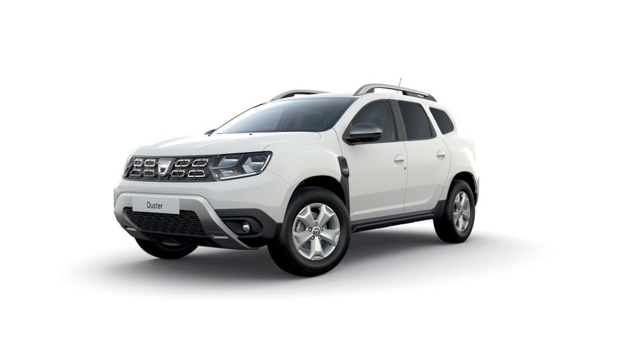 Dacia Duster Commercial